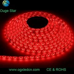 3528紅光120燈一米LED軟燈條