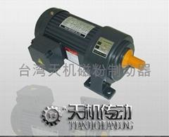 天机牌齿轮减速电机CH型