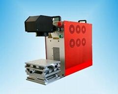 Fiber Laser Marking Machine On Plastic/IC chips