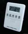 Digital Thermometer Hygrometer 2