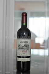 博爾翰莊園干紅葡萄酒