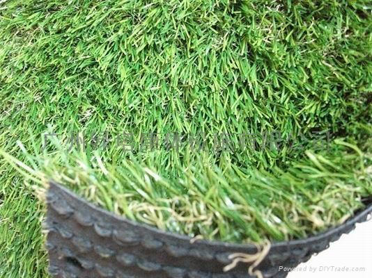 園林綠化人造草坪 LT-QDS30-4A 1