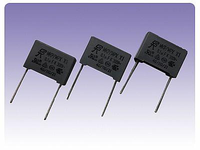 Metallized Polypropylene Film Capacitor X1 1