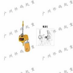 台湾WKTO链条电动葫芦