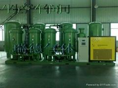 灌装用制氧机