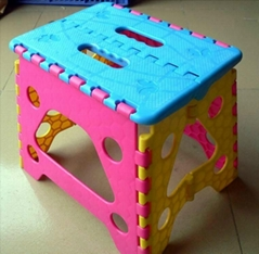 Manufacturers selling RT-004 plastic folding stool (chart)