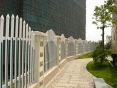 西安围墙护栏