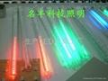 双面80公分96灯珠大功率LED流星灯