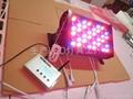 DMX512外控LED投光燈36W