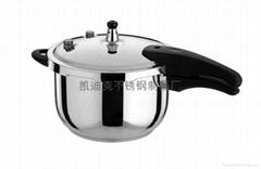 不鏽鋼復底高壓鍋