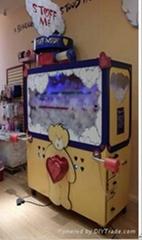 DIY 毛絨玩具填充機械