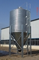 Grain Hopper Bottom Steel Silo 4