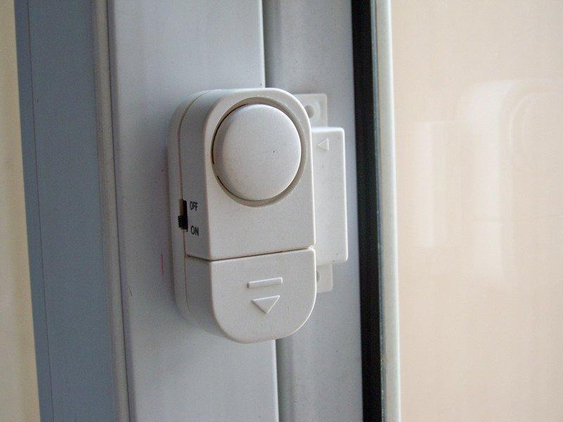 Asia Market Hot Sale Window Door Alarm SC-2 3