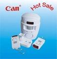 African Market Hot Sale Remote PIR Alarm