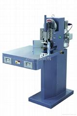 Paper angle cutting machine