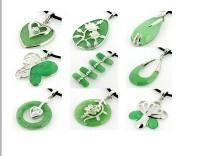 Silver Emerald Jewelry