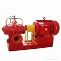 XBD-SOW型水平中开消防泵