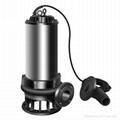 JYWQ型多功能潜水排污泵 1