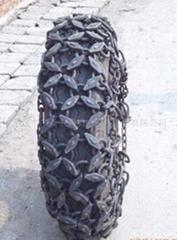 供应50钢厂加密轮胎保护链
