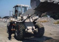 供应30铲车轮胎保护链
