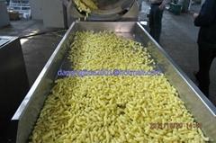 玉米条、粟米条生产设备