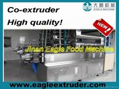狗粮机,组织蛋白设备,面包糠设备,营养米设备, 膨化机