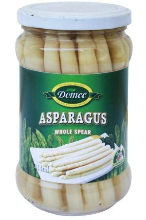 how to fix canned asparagus