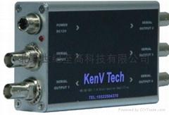 HD/SD-SDI分配器放大器延长器