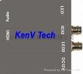 HDMI转HD/SD-SDI转换器 2
