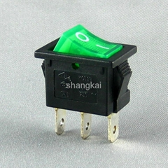 kCD3 Lighted rocker switch