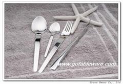 dinner spoon fork knife
