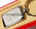 金属钥匙扣车标