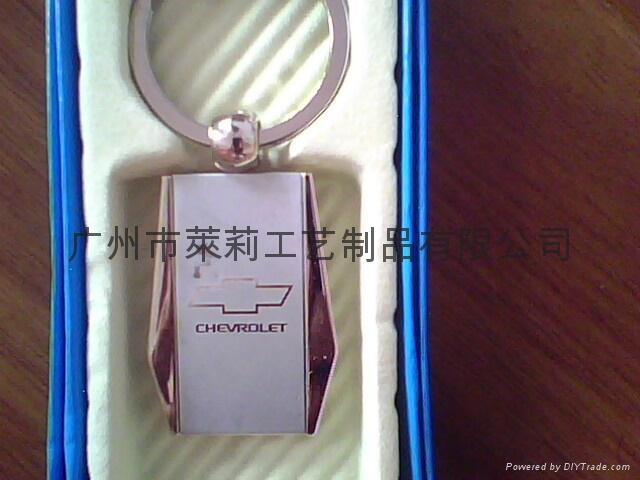 金属钥匙扣车标 3