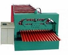 850型波紋板壓型設備