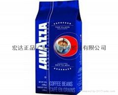 意大利LAVAZZA 红牌咖啡豆