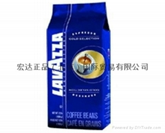 意大利LAVAZZA 金牌咖啡豆