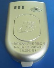 Bluetooth handheld RFID reader