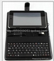 "7 ""USB keyboard covers for MID EPAD tablet computer"