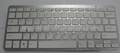 IPAD白色苹果无线蓝牙键盘78键干电池续航 5