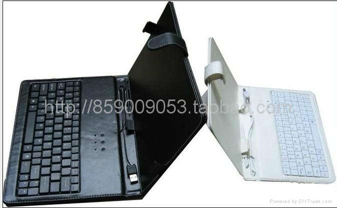 7寸USB键盘皮套适合MID平板电脑EPAD 4