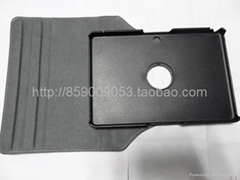 Blackberry PLAYBOOK7 inch tablet 360 ° rotating leather case