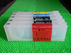 Refillable Cartridge For Epson 7700 9700 (700ml )