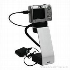 相机充电展示架