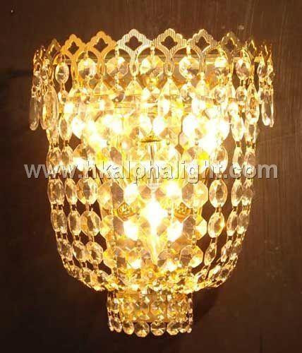 crystal wall lamp 1