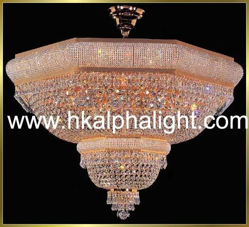 Crystal Pendant Light  1