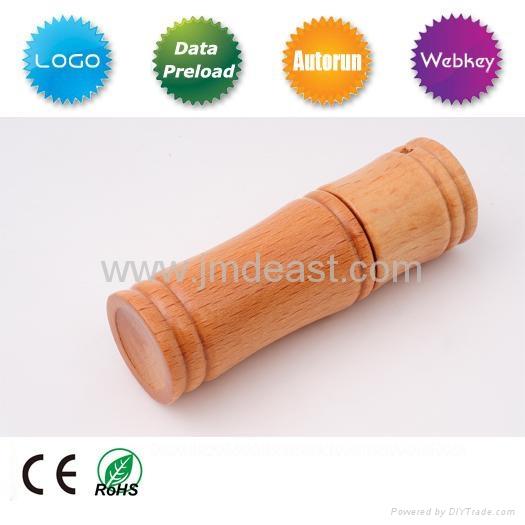 木質U盤 3