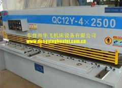 液壓閘式剪板機價格