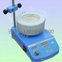 智能恒温数显磁力搅拌电热套ZNCL-TS1000ML