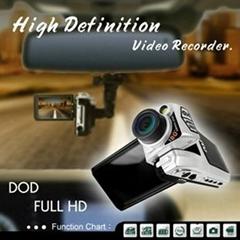 供应[台湾DOD] F900LHD 行车记录仪 广角120度