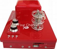 USB vacuum amplifier